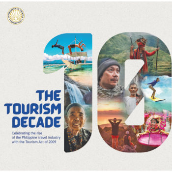 DOT Launches the Philippines' Tourism Decade